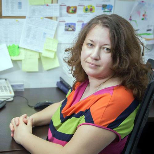 Елена Кубарева